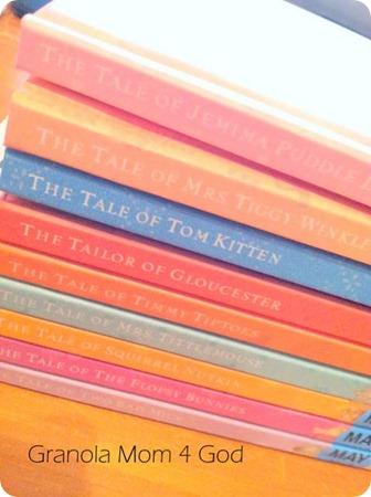 Beatrix Potter Books