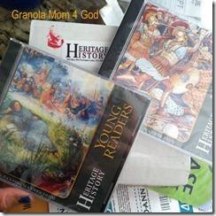 Heritage History package