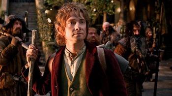 Bilbo on a journey