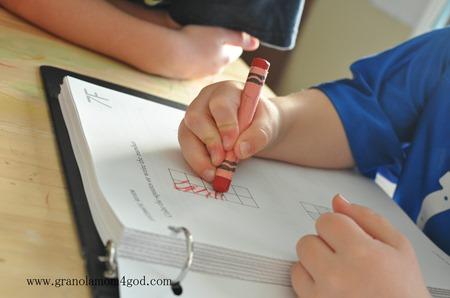 Math U See preschool
