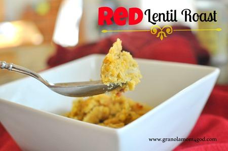 lentil on a spoon P