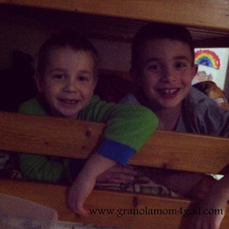 bunkbed kidventures