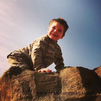 climbing kidventures