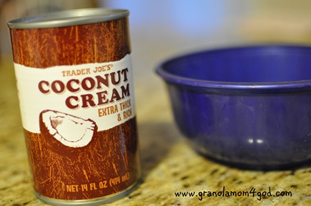 coconut cream trader joes