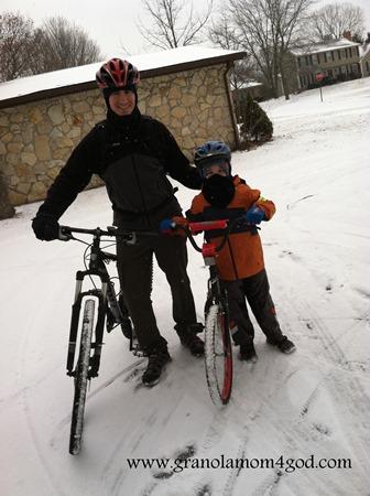 wintertime kidventures
