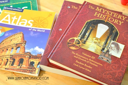 The Mystery of History