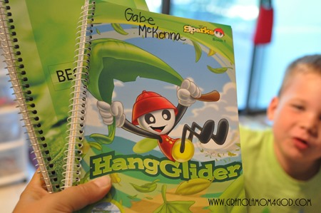 awana homeschool hang glider