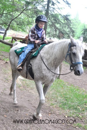 fort wilderness horseback riding lessons