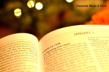 Bible in a year january 1