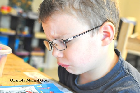 Homeschool seek and find
