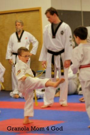 taekwondo Gabe