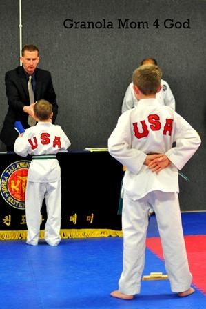 taekwondo belt