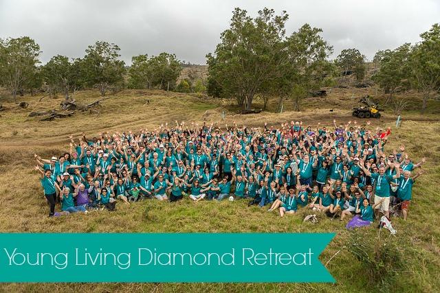 young living diamond retreat